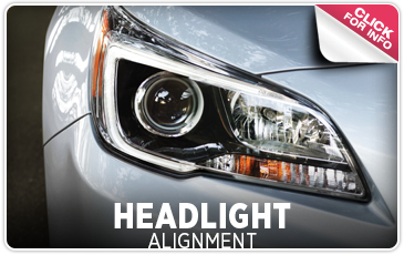 Learn more about Subaru headlight alignment service Information from Capitol Subaru in Salem, OR