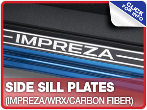 Click to view our SPT Carbon Fiber Door Sill Plates information at Capitol Subaru in Salem, OR