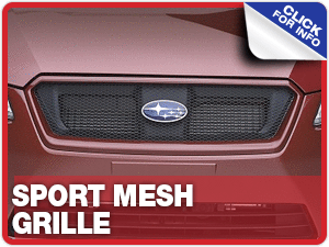 Click to view our Sport Mesh Grille information at Capitol Subaru in Salem, OR