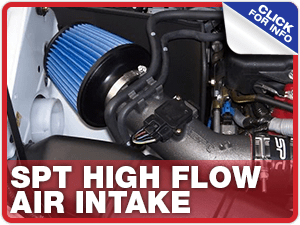 Click to view our SPT High Flow Air Intake information at Capitol Subaru in Salem, OR