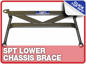 Click to view our SPT Lower Chassis Brace information at Capitol Subaru in Salem, OR