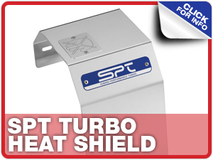 Click to view our SPT Turbo Heat Shield information at Capitol Subaru in Salem, OR