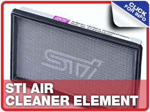 Browse our STI Air Cleaner Element information at Capitol Subaru of Salem