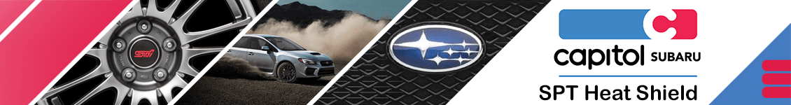 SPT Heat Shield Performance Parts Information at Capitol Subaru in Salem, OR