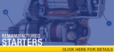 Learn more about Genuine Subaru Remanufactured starters Salem, OR