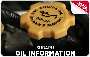 Click to view our Subaru oil Service FAQ in Salem, OR