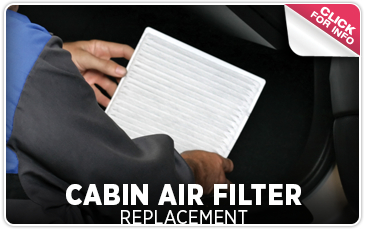Breathe easier with Subaru cabin air filter replacement service from Capitol Subaru in Salem serving Keizer, OR