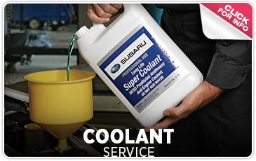 Learn more about Subaru coolant system service from Capitol Subaru in Salem, OR
