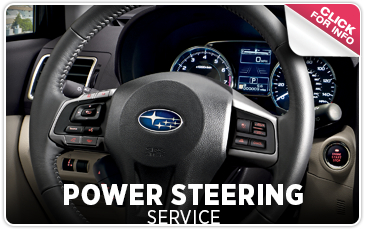 Find out more details regarding Subaru power steering system service from Capitol Subaru in Salem near Four Corners, OR