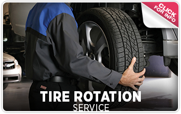 Improve your gas mileage and overall safety on the road with Subaru tire rotation service from Capitol Subaru in Salem, OR