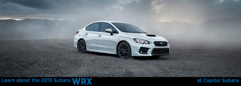 Capitol Subaru Salem Oregon >> 2019 Subaru WRX Model Research | New Performance Subaru