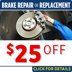 Click to save with our brake repair or replacement service special at Capitol Subaru in Salem, OR