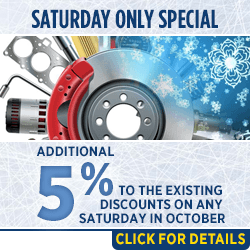Browse our amazing Saturday Only parts specials at Capitol Subaru of Salem