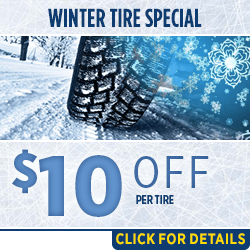 Browse our winter tire parts special at Capitol Subaru of Salem