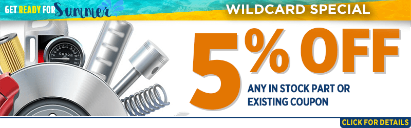Save with our Wildcard Parts Saving Special at Capitol Subaru of Salem