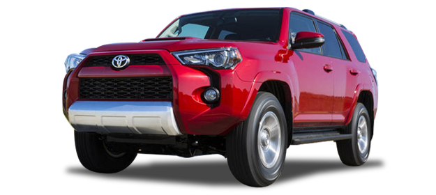 The 2014 Toyota 4 Runner, Capitol Toyota