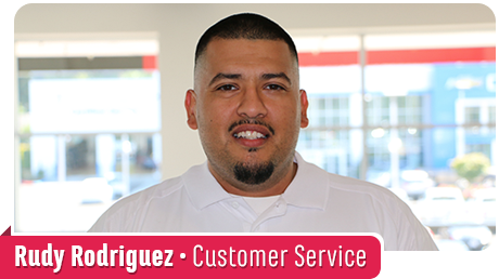 Rudy Rodriguez, Customer Service at Capitol  Toyota in Salem, OR