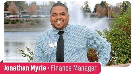 Jonathan Myrie Fluent Spanish Finance Manager at Capitol Toyota in Salem, OR