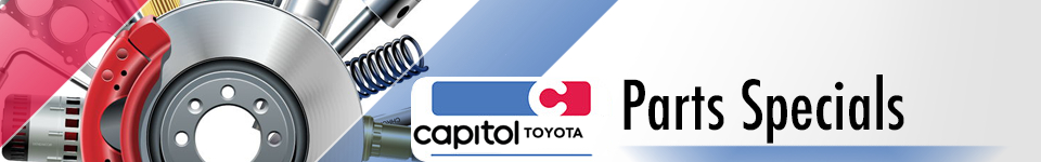 Discount Toyota Parts >> Salem Toyota Parts Specials Oregon Car Accessories Discount Coupons