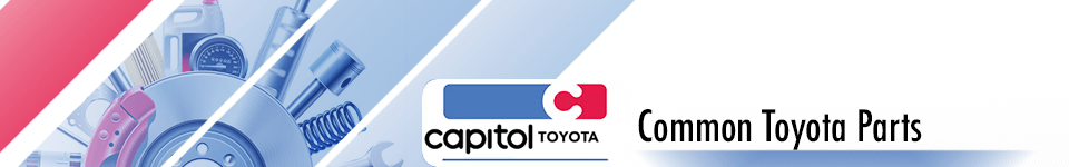 Genuine Toyota Parts >> Genuine Toyota Parts Accessories Salem Or