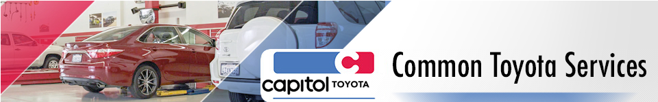 Popular Toyota maintenance and repair services in Salem, OR