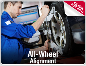All wheel alignment service information from Capitol Toyota in Salem, OR