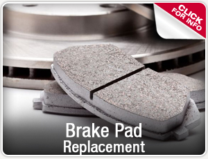 Toyota brake pad replacement service information from Capitol Toyota in Salem, OR