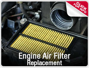 Genuine Toyota Engine Air Filter Replacement Service - learn more about this beneficial service from Capitol Toyota in Salem, OR
