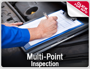 Multi-Point Inspection service information from Capitol Toyota in Salem, OR