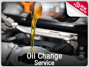 Oil Change service information from Capitol Toyota in Salem, OR