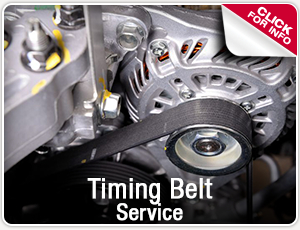 Genuine Toyota Timing Belt Replacement Service - learn more about this beneficial service from Capitol Toyota in Salem, OR