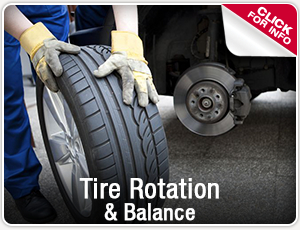 Genuine Toyota Tire Rotation and Balance Service - learn more about this beneficial service from Capitol Toyota in Salem, OR