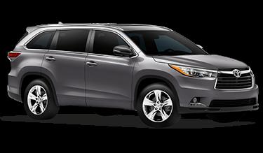 New Toyota RAV VS Highlander Feature Specs Comparison Salem - 2015 toyota vehicles