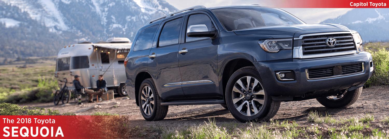 Lovely 2018 Toyota Sequoia Model Information In Salem, OR
