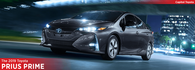 2019 Toyota Prius Prime Plug-in Hybrid: Features & Trim