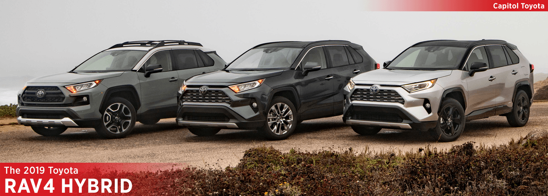 2018 Toyota RAV4 Hybrid: Changes, Arrival, Price >> 2019 Toyota Rav4 Hybrid All New Model Info At Capitol Toyota