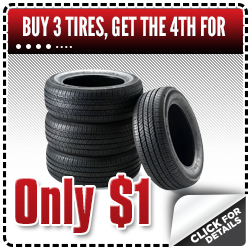 Click to see how much you can save with this special offer on Toyota tire replacement service at Capitol Toyota in Salem, OR