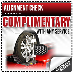 Complimentary Toyota Alignment Check with Any Service at Capitol Toyota in Salem, OR