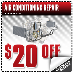 Click to view our Toyota A/C service special in Salem, OR