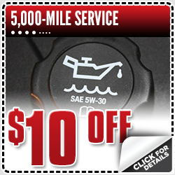 Click to View Our Toyota 5,000 Mile Service Special in Salem, OR