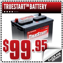 Click to View Our Toyota Battery Installation Service Special in Salem, OR