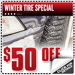 Click to View Our Toyota Winter Tire Service Special in Salem, OR