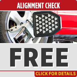 Toyota Wheel Alignment Check Service Special in Salem, OR. Click for details!