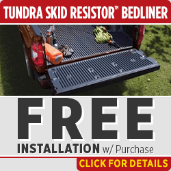 Click to View this Toyota Genuine Tundra Bedliner Parts Specials in Salem, OR