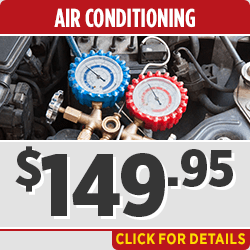 Click to browse our air conditioning service special at Capitol Toyota in Salem, OR