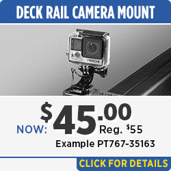 Deck Rail Camera Mount Parts Special in Salem, OR
