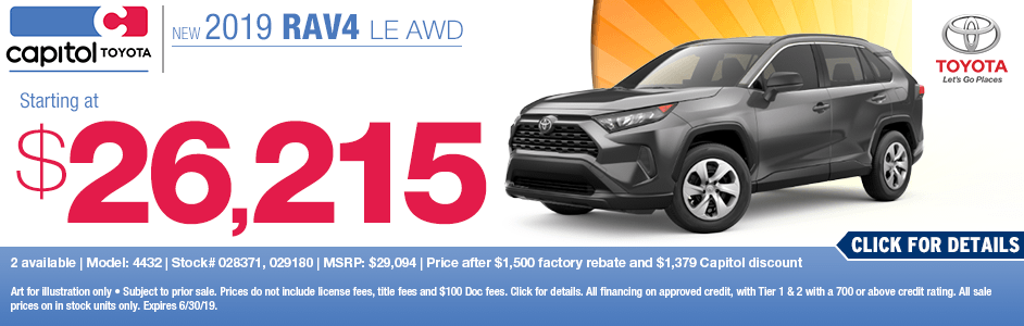 Toyota Salem Oregon >> Purchase Or Lease A New Toyota Vehicle And Save Big Salem Or