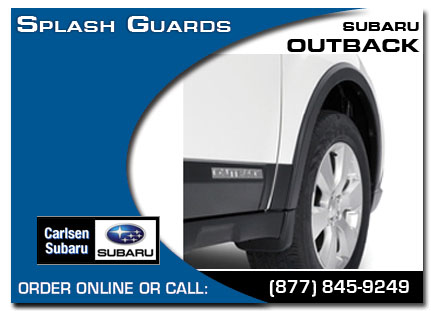 2014 Subaru Outback Accessories Serving San Francisco