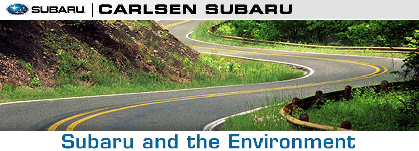 Subaru and the Environment Serving San Francisco, California