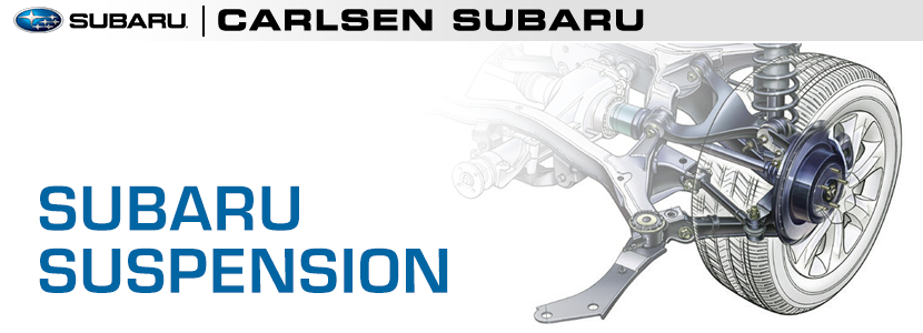 Subaru Suspension Information Serving San Francisco, California